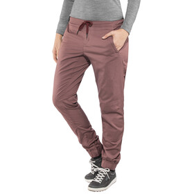 Black Diamond Notion lange broek Dames rood